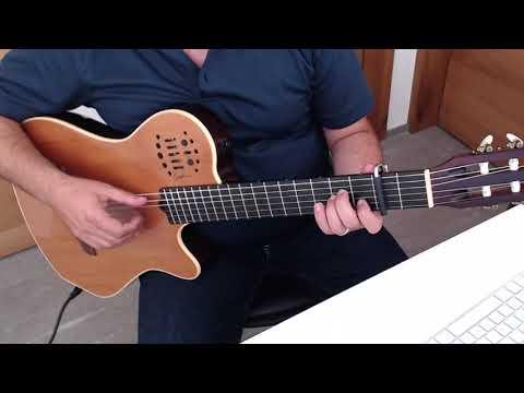 On Nylon Strings