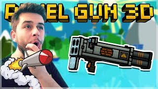 THIS WEAPON GETS YOU SO MANY POINTS! LEGENDARY HURRICANE!   Pixel Gun 3D
