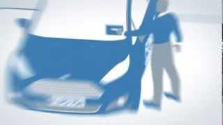 Ford Carsharing Abholung und Rückgabe