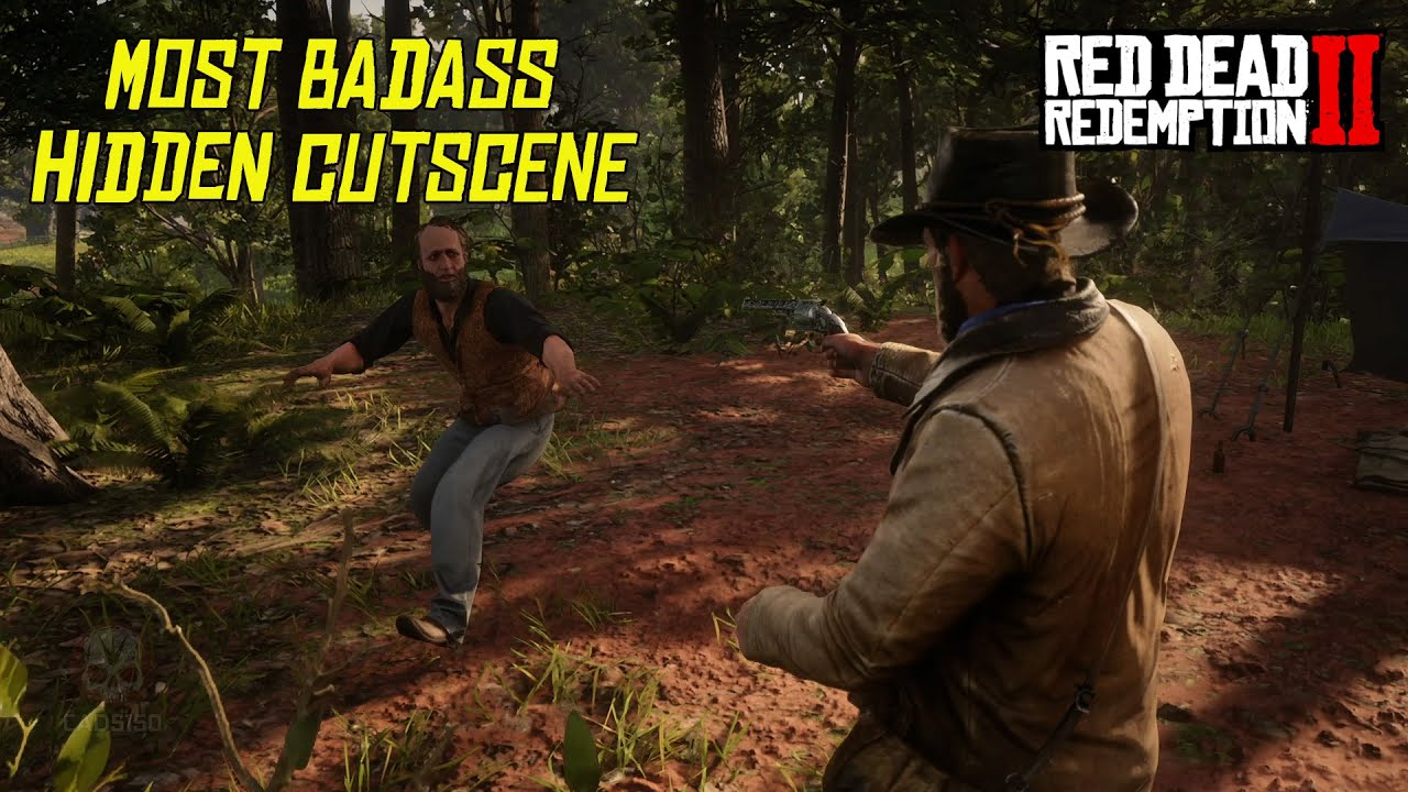 Download RDR2 Arthur's Most Badass Cutscene Unseen Moment in Whole Red Dead Redemption 2