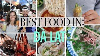 WHAT/WHERE TO EAT IN DALAT (PART 3) | ĐÀ LẠT, VIETNAM