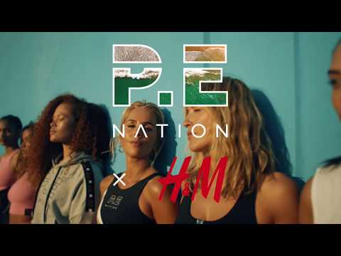 P.E Nation x H&M | New collab out now
