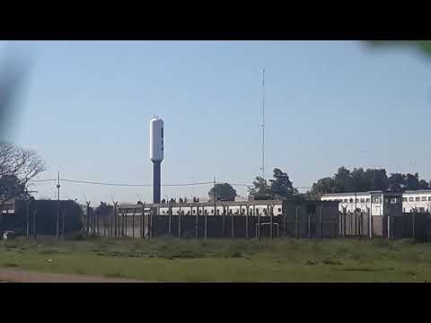 Santa Fe: Motín en el penal de Las Flores