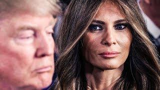 Trump FURIOUS After Catching Melania Watching CNN