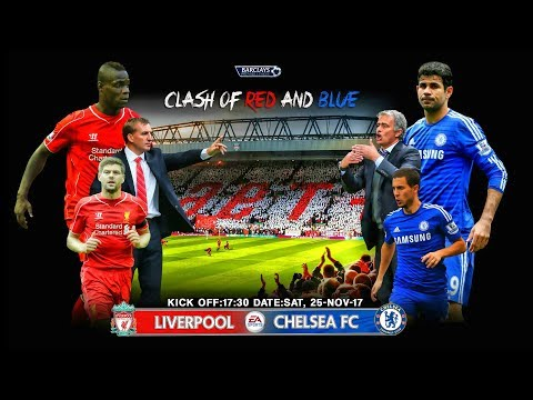 LIVE | Liverpool 1-5 Chelsea | Premier League 2017-2018