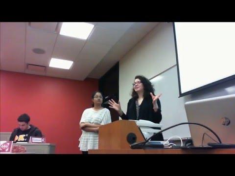 Illinois Tech Student Government Association Senate  Hearing March 2nd 2016