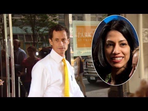 Anthony Weiner Warned Wife Huma Before Sexting Photos Went Public