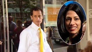Anthony Weiner Warned Wife Huma Before Sexting Photos Went Public