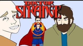 Doktor Strange Çizgi Film (Parodi) Animasyon
