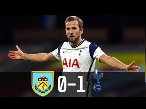 Burnley vs. Tottenham Hotspur - Football Match Report - October 26 ...