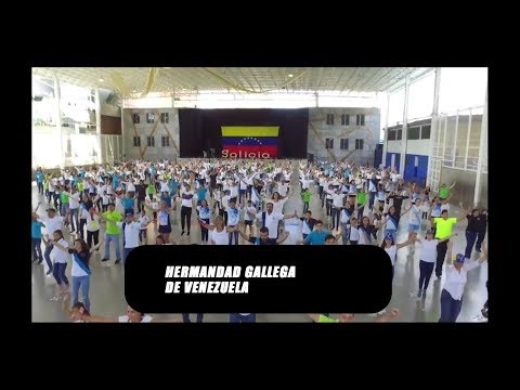 Participación Global Muiñeira Hermandad Gallega de Venezuela