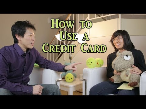 Ask BeatTheBush How to Start Using Credit Cards