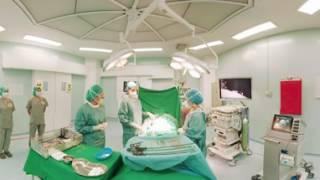 4K 360º VR Seng Kang Health Operating Theatre Video