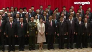 YouTube video on Government of Hong Kong