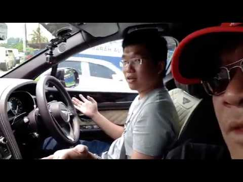 Bentley Bentayga Part 1 - Uber Premium SUV In-Car with Kon! | EvoMalaysia.com
