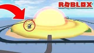 Roblox Car Crushers2 Nuclear Bomb! (350 Robux)