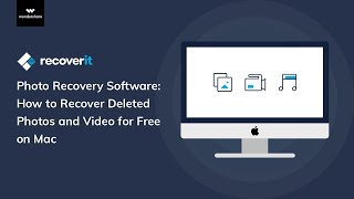 Photo Recovery Software: How to Recover Deleted Photos and Video for Free on Mac