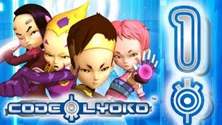 ✪ Code Lyoko: Quest for Infinity Walkthrough Part 1 (Wii, PS2, PSP) ✪
