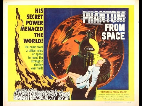 Phantom From Space (1953) Full Film