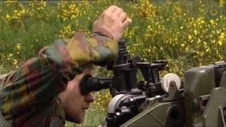 Soldaat Kanonnier bij de Veldartillerie-paracommando - Landcomponent