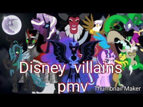 Disney Villain Mash-up {Pmv}