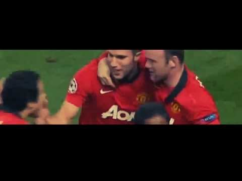 Manchester United vs Olympiakos Piraeus 3-0 2014 All Goals & Highlights Van Persi