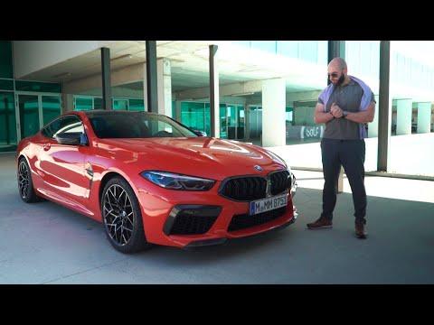 Первый тест BMW M8 Competition. Что с тобой не так?