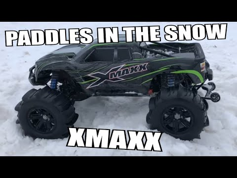 Snow Bash At R/C Madness XMaxx And UDR