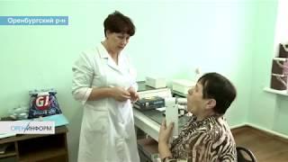 «Маршрут здоров'я» в Чебеньках