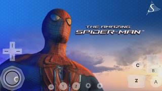 DOLPHIN EMULATOR ANDROID - THE AMAZING SPIDERMAN WII
