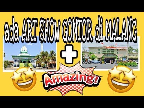 Art Show Konsulat Malang Pondok Modern Darussalam Gontor