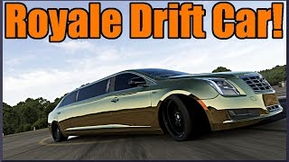 Forza Motorsport 6 | 1000 HP Cadillac XTS Limo Drift Build