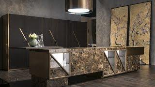 видео Итальянские столешницы для кухни: высокое качество и стиль