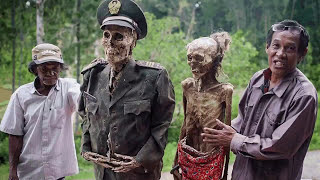 Misteri Mayat yang Berjalan Sendiri Di Toraja, Ada yang Pernah Lihat?