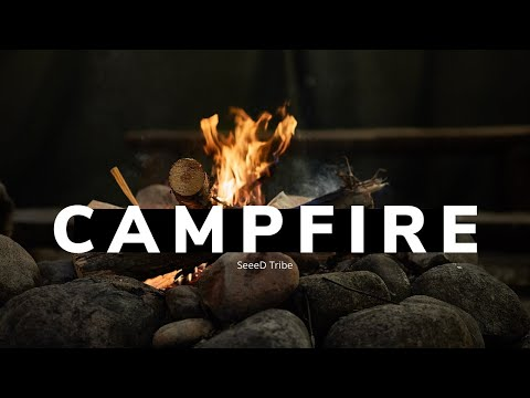DEEP HOUSE CHILL MUSIC   Live Radio   Party   Relax   Sress [CAMPFIRE]