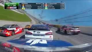 NASCAR Sprint Cup Series - Full Race – Geico 500 at Talladega