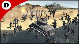 BLUE ARMY D-DAY DEFENSE ~ Army Men: Civil War 13