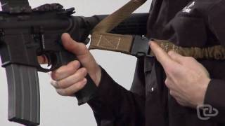 tactical bungee sling by tactical link ar 15 accessories