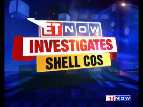 Mega ET NOW Investigation On Shell Companies