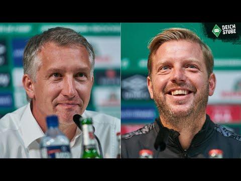 Werder Bremen: Saisonauftakt gegen Hertha BSC - die Highlights der Pressekonferenz in 189,9 Sekunden