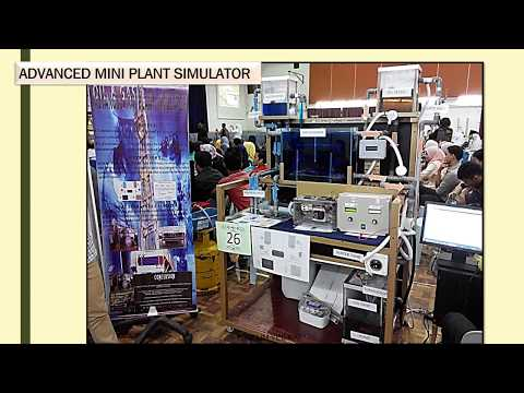 Project display jun 2014 Diploma in Process Engineering (Petrochemical) Politeknik Kuching Sarawak