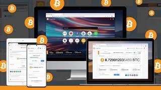 CryptoTab Browser - ¡La mejor manera de ganar bitcoins diariamente!