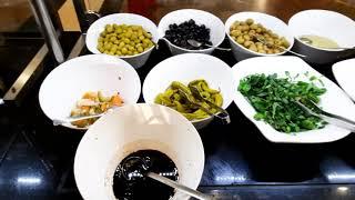 Крайний день в Турции в отели Port River Spa 5 завтрак обзор спа и бассейна