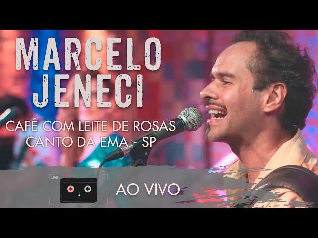 Marcelo Jeneci - Café com Leite de Rosas - Canto da Ema/SP
