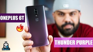 OnePlus 6T Thunder Purple Unboxing And First Look