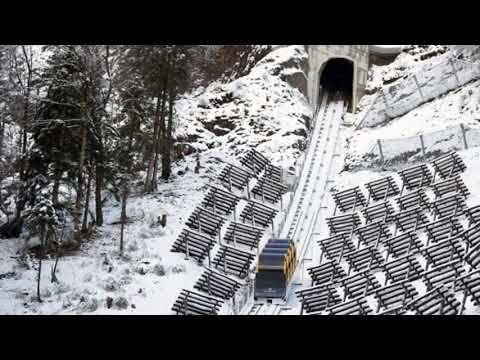 News Update Funicular railway: Switzerland launches world's steepest service 17/12/17