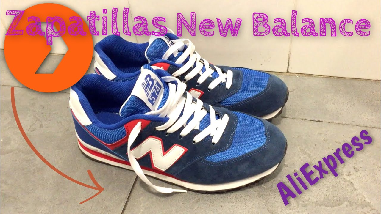 zapatillas new balance aliexpres