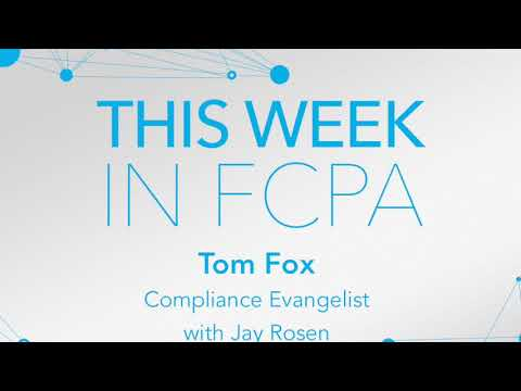 This Week in FCPA-Episode 99, the banks are still behaving badly edition