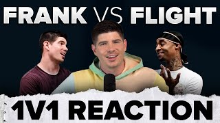 Flight vs Frank Michael Smith (1v1 Reaction)
