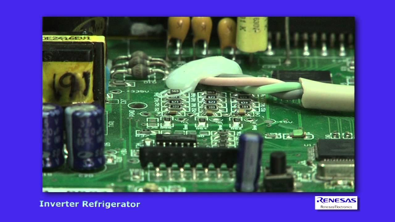 ge refrigerator control board wiring diagram inverter refrigerator youtube  inverter refrigerator youtube